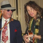 Steven Tyler,the uke and me